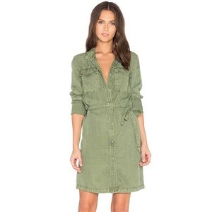 Revolve | Sanctuary Army Girl Shirt Dress Medium